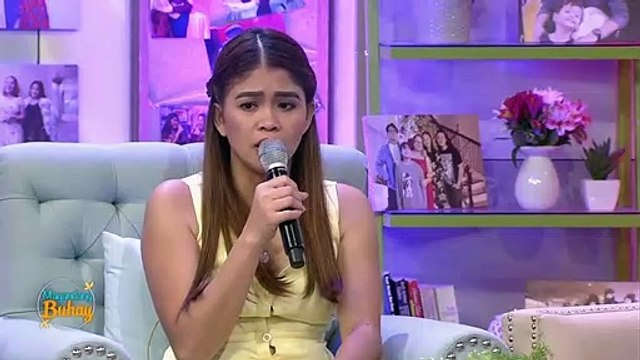 Magandang Buhay: Elaine becomes emotional as she hears her mother's and Jaya's message