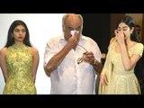 Sridevi's Family BREAKS DOWN | Jhanvi Kapoor, Boney Kapoor, Khushi Kapoor | Sridevi's Birthday Delhi