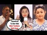 Neha Dhupia's UNBELIEVABLE REACTION On Tanushree Dutta & Nana Patekar Controversy | Soha Ali Khan