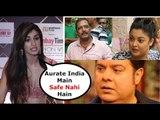 Disha Patani's ANGRY REACTION on Sajid Khan, Nana Patekar-Tanushree Dutta Matter_#Metoo Movement