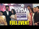 FUll EVENT: The First Look of Play Devdas | Manisha Lamba | Gaurav Chopra
