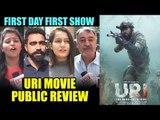 URI Movie PUBLIC REVIEW | First Day First Show | Vicky Kaushal, Yami Gautam, Kirti Kulhari
