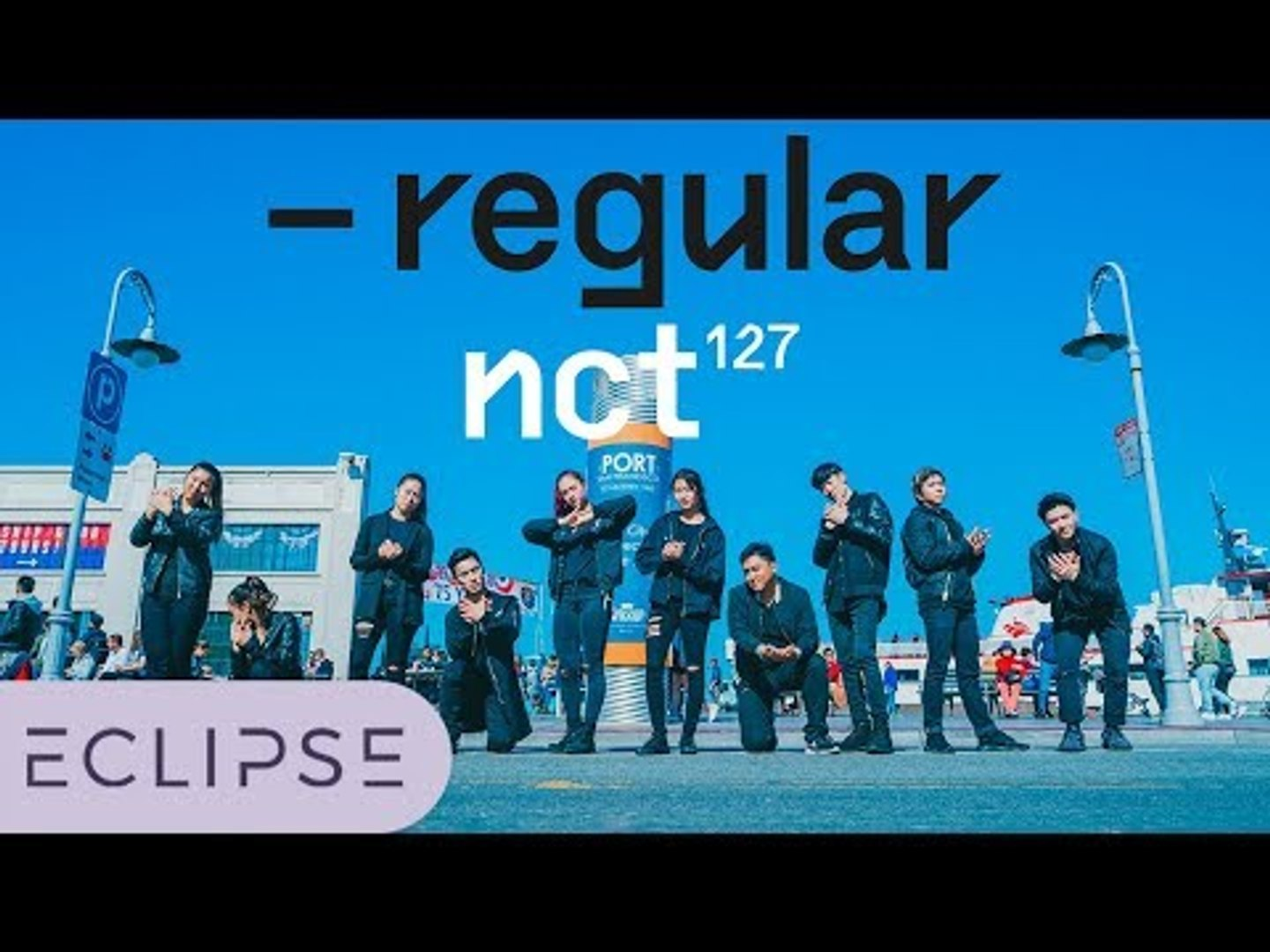 [KPOP IN PUBLIC] NCT 127 (엔시티 127) - Regular Full Dance Cover at Fisherman's Wharf in SF [Eclip