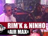 """Rim'K & Ninho """"Air Max"""" #PlanèteRap"""