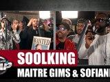 "[EXCLU] Soolking, Gims & Sofiane ""Guérilla"" (Remix) #PlanèteRap"