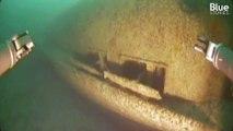 L'étonnante découverte d'un sous-marin allemand de la Seconde guerre au large des côtes turques