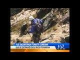 Ciudadana coreana extraviada en el Rucu Pichincha fue rescatada