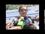65 máquinas tragamonedas fueron destruidas en Quito