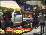 Comerciantes informales se toman las calles de Ambato