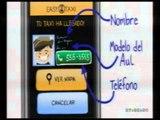 'Easy taxi' una aplicación que permite solicitar un taxi desde su teléfono o computador