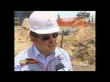 Avanza la construcción de nuevos puentes sobre los ríos Chiche y San Pedro