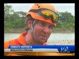 Así se capacitan rescatistas y bomberos de cinco países en Ecuador