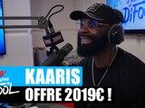 Kaaris offre 2019¤ à un auditeur et parle de l'octogone #MorningDeDifool