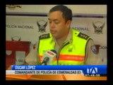 Operativos antidrogas en Esmeraldas dejan más de media tonelada de droga decomisada