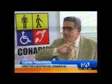 Personas con discapacidad reciben beneficios de acuerdo al porcentaje de su afectación