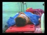 Accidente de tránsito en Azogues deja 22 heridos