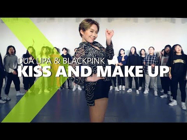 Dua Lipa & BLACKPINK - Kiss and Make Up / HANNA Choreography