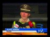 Tres personas fueron detenidas por expender droga en Quito