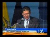 Lanzan libro que explica la defensa de Ecuador en el caso OXY