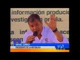 Correa pide a Defensoría del Pueblo que investigue video que circula en redes sociales