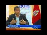 Comerciantes informales se apoderan de las calles en Quito