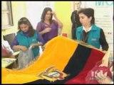 Mujeres emprendedoras crean empresa donde elaboran productos textiles