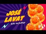 José Lavat - Actor de doblaje - Narrador de Dragon Ball Z - Súper Fan Fest Quito 2016 - Teleamazonas