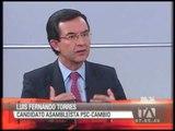 Entrevista a Sandino Torres, Luis Fernando Torres y Fabricio Villamar