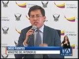 Diego Fuentes explica por qué Lilian Tintori no pudo entrar a Ecuador