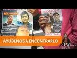 Anthony Zambrano desapareció el lunes 24 de abril en la parada 'Benalcázar'