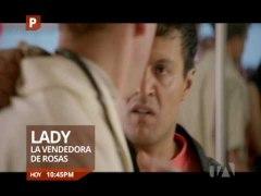 Lady la vendedora de rosas Teleamazonas