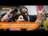 José Francisco Cevallos asegura que no abandonará la Presidencia de Barcelona - Teleamazonas