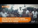 Documental recuerda la vida del padre Labaka en su defensa de los pueblos