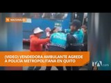 20 policías metropolitanos han sido agredidos por vendedores informales en junio