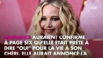 Jennifer Lawrence fiancée à Cooke Maroney : qui est son compagnon ?