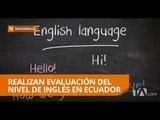 El nivel de inglés de Ecuador es bajo en comparación con otros  países - Teleamazonas