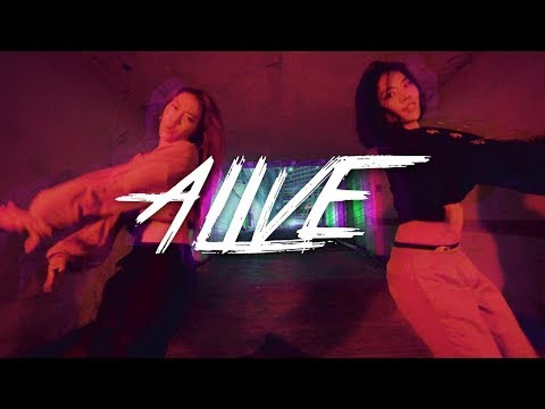 Lil Jon - Alive (Official Music Video) ft. Offset, 2 Chainz / JaneKim , HAZEL , HUNT Choreography.