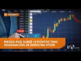 Economía: Riesgo país subió 13 puntos - Teleamazonas