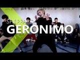 Sheppard - Geronimo / PK WIN Choreography .