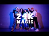 24K MAGIC - Bruno Mars / Choreography. VIVA DANCE CREW