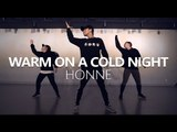 [Master Class] HONNE - WARM ON A COLD NIGHT / Choreography. PK WIN