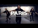 [ Master Class ] The Chainsmokers - PARIS / Choreography . PK WIN