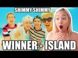 WINNER 'ISLAND' MV REACTION