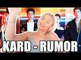 K.A.R.D - RUMOR MV REACTION