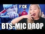 BTS (방탄소년단) 'MIC DROP' (STEVE AOKI REMIX) MV REACTION VIDEO