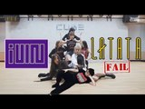 【KY】(G)I-DLE — LATATA DANCE COVER(Parody? ver.) + SEE U @ TORONTO KPOP CON 2018!!!