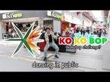 【KY ▶︎ KPOP IN PUBLIC】EXO — Ko Ko Bop DANCE COVER #Kokobopchallenge
