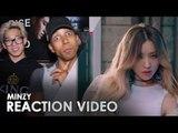 MINZY 공민지 - NINANO [ FT. FLOWSIK ] REACTION VIDEO