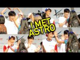 I DABBED AND WHIPPED WITH ASTRO // (아스트로) ASTRO HI-TOUCH