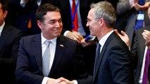 Otan : le processus d'adhésion de la Macédoine du Nord a été engagé